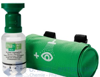 Augenspülflasche, 200 ml, mit sterili-