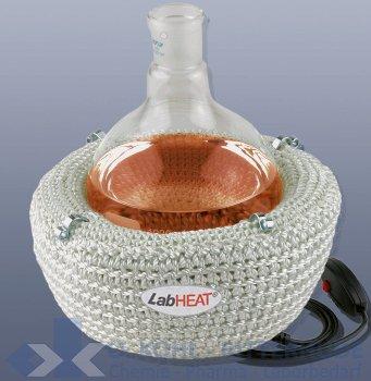 Heizhaube, bis 450°C, 2 Heizzonen