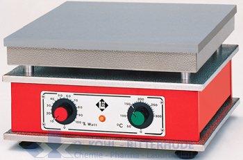 Heizplatte, stufenlos 50 - 300 °C, 2200W