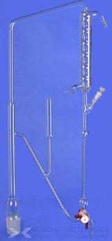 Apparatur zur Bestimmung ätherischer Öle