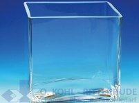 Aquarienkasten aus Klarglas