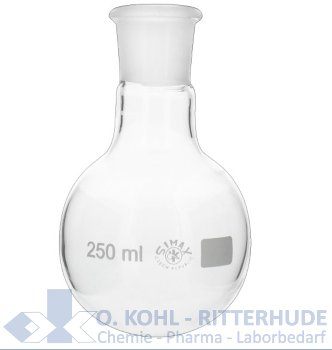 Rundkolben, NS 29/32, Inhalt: 6000 ml
