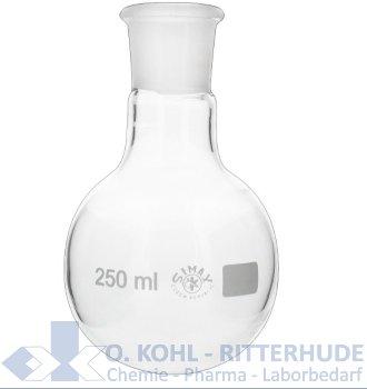 Rundkolben, NS 29/32, Inhalt: 250 ml