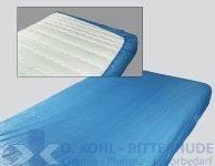 Matratzenschoner CPE, blau