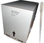 Pasteur-Plast-Pipette, 3 ml, 155 mm lang