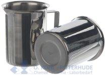 Becher, 18/10 Stahl, 85 x 65 mm ( h x ø )
